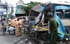Tin tai nạn giao thông mới nhất ngày 29/8: Xe khách đâm sập nhà dân