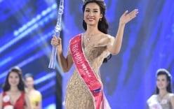 Vừa đăng quang Hoa hậu, Đỗ Mỹ Linh đã khóa ngay facebook