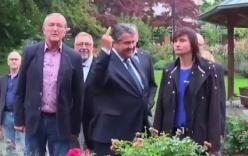 Phó thủ tướng Đức phân trần việc có hành động lăng mạ người biểu tình