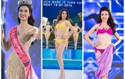 Nhan sắc nóng bỏng của Đỗ Mỹ Linh trong suốt hành trình tới ngôi vị Hoa hậu