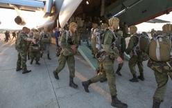 Nga điều động lính dù, thủy quân lục chiến tới Crimea