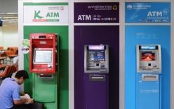 Hệ thống ATM Thái Lan bị rút trộm hơn 700 triệu đồng