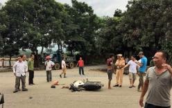 Tin tai nạn giao thông mới nhất ngày 30/8: Xe tải nổ lốp đè vào xe máy