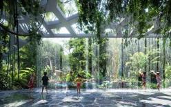 Khách sạn 550 triệu USD ở Dubai gây sốc khi chứa một khu rừng nhân tạo