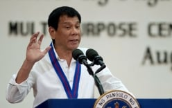 Tổng thống Philippines muốn được Trung Quốc đối xử như anh em