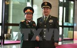 Bộ trưởng Quốc phòng Việt - Trung hội đàm thẳng thắn về Biển Đông