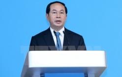 Chủ tịch nước Trần Đại Quang: Nếu xung đột vũ trang, tất cả cùng thua