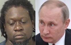 Người tên Vladimir Putin bị bắt, báo chí rầm rộ đưa tin