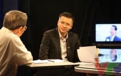 BTV Thời sự Quang Minh lần đầu xuất hiện trên Facebook