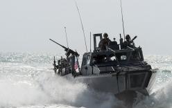 Iran dàn trận chặn tàu Mỹ tại vịnh Ba Tư