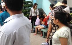 Thương tâm bé gái 1 tuổi chết trong chậu nước