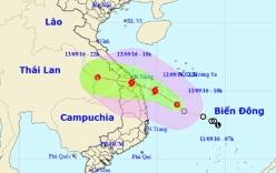 Tin tức mới nhất áp thấp nhiệt đới có khả năng mạnh thành bão số 4
