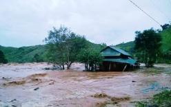 Sự cố thủy điện Sông Bung 2: Nguyên nhân do ảnh hưởng cơn bão số 4
