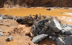 Sự cố thủy điện Sông Bung 2: Những người mất liên lạc đã về nhà an toàn