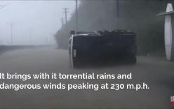 Video: Những cảnh tượng kinh hoàng nhất trong siêu bão Meranti