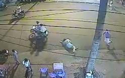 Clip cặp đôi bị cướp giật ngã nhào khi dạo phố Sài Gòn