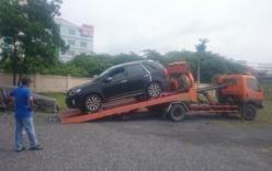 Vụ nữ tài xế bị CSGT cẩu cả xe lẫn người về trạm: Luật sư nói gì?