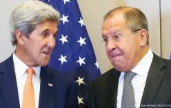 Nga tố Mỹ bảo vệ IS, Mỹ tố Nga diễn trò