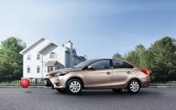 Toyota Vios 2016 ra mắt thị trường với giá từ 532 triệu đồng