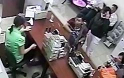 Camera ngân hàng ghi hình nghi can lửa đảo 3,2 tỷ đồng ở Sài Gòn