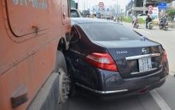 Tin tai nạn giao thông mới nhất ngày 23/9: 3 ô tô đâm nhau trên Xa lộ Hà Nội