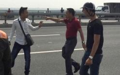 Hà Nội: Công an huyện Đông Anh hành hung phóng viên khi tác nghiệp