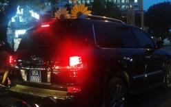 Kỷ luật trưởng phòng CSGT cấp biển xanh xe Lexus của Trịnh Xuân Thanh