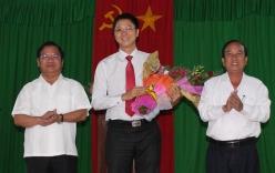Lý Sơn có Bí thư huyện ủy 33 tuổi