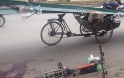 Bé trai bị tôn cứa tử vong: Tạm giữ hình sự người lái xích lô