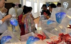 Không khí sạch đóng túi giá cực rẻ hút khách Trung Quốc