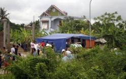 Vụ thảm án 4 bà cháu ở Quảng Ninh: Khởi tố vụ án