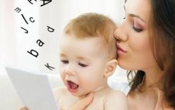 Nguyên nhân khiến trẻ chậm nói và cách khắc phục