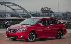 Nissan giới thiệu Sentra 2017, giá từ 16.990 USD