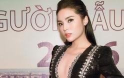Vừa tái xuất, Hoa hậu Kỳ Duyên lại gây tranh cãi vì diện váy hở bạo