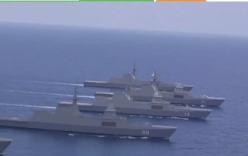 Video: Cặp sát thủ săn ngầm đáng gờm của Hải quân Singapore