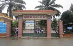 13 trường tiểu học bị thu hồi bằng công nhận trường chuẩn quốc gia