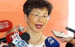 Các nghị sỹ Đài Loan bị cấm cửa tại Hồng Kông