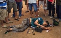 5 thanh niên đánh chết một