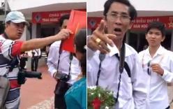 Thợ ảnh đập điện thoại của sinh viên vì tự ý chụp ảnh trong lễ tốt nghiệp