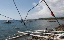 Trung Quốc bị tố quấy rối ngư dân Philippines tại Scarborough