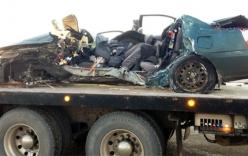 Nữ tài xế say rượu gây tai nạn khiến 4 người thiệt mạng