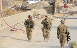 Mỹ điều hơn 600 quân tới Iraq diệt IS