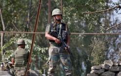Đấu súng 6 giờ liền tại biên giới Ấn Độ