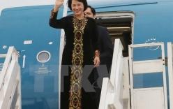 Chủ tịch Quốc hội kết thúc tốt đẹp chuyến thăm nước ngoài đầu tiên