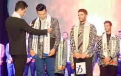 Ngọc Tình giành ngôi Á vương 1 tại Nam vương Đại sứ Hoàn cầu 2016
