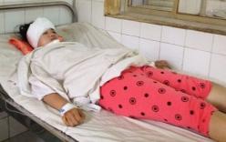 Nữ sinh bị bóng đèn cao áp rơi trúng đầu lúc tan học