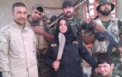IS ráo riết săn lùng góa phụ chuyên chặt đầu khủng bố