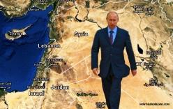 Putin đã thu lợi từ canh bạc Trung Đông