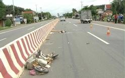 Xe ô tô 7 chỗ gây tai nạn, 2 vợ chồng chết thảm