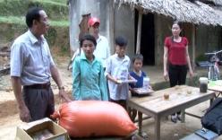 Cậu học trò nghèo nhà hết gạo viết đơn thôi học đã được giúp đỡ